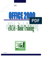 Excel 2000 - Basic Training.ppsx