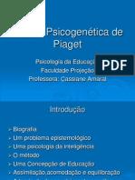 Aula Piaget Psicologia da educação