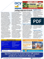 Pharmacy Daily for Tue 26 Feb 2013 - Medicines Australia, Nerve pain, Illness in regional retirees and much more...