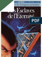 Defis Fantastiques 32 - Les Esclaves de l'Eternite