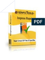 OpenOffice Impress Repair Software