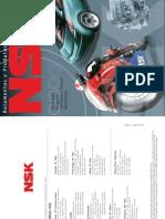 Catalogo Rolamentos NSK
