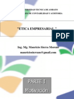 Etica Empresarial y Motivacion Fedeoxy