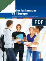 Parler Les Langues Del'Europe