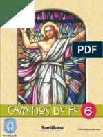 Caminos de Fe 6
