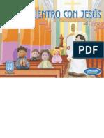 Mi encuentro con Jesús -  4 años