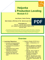 Lean Product Level