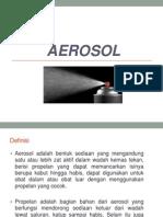 Sediaan Aerosol