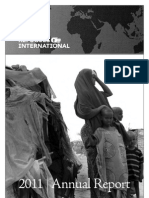 Refugees International 2011 RI Annual Report