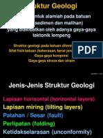 Struktur Geologi