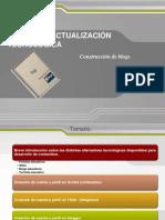 ACTUALIZACIÓN TECNOLÓGICA