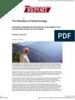 The Orthodoxy of Catholic Ecology