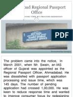 Ahmadabad Regional Passport Office