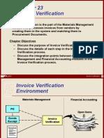 Invoice Verification