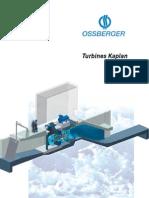 Kaplan Turbines Fr