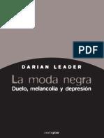 Leader-Darian-La-moda-Negra-Duelo-melancolí-y-depresión