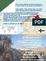 Finlandia Un Ejemplo