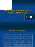 Marshall Stability