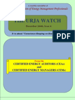 The Urja Watch Dec 08
