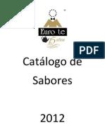 Catalogo Eurote 2012