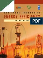 Achieving Industrial Energy Efficiency 2006