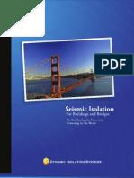 Catalogo Seismic Isolation Dis