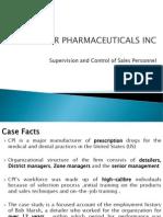 Cooper Pharmaceuticals Inc