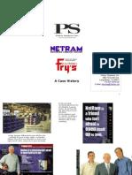 NetRam Case History