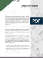alimentosgenéticamentealteradosrevistabiocenosis