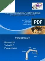 SIMULACIÓN DE UN BRAZO ROBOT DE 2 GRADOS.pptx