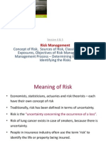IRM - Risk Management