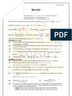 Maths-2B Previous question papers [Intermediate Education, Andhra Pradesh]