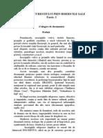 DAN TOMA DULCIU Istoria Bucurestilor prin Bisericile Sale. doc