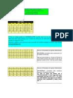 _Formula Matricial Calendario Permanente