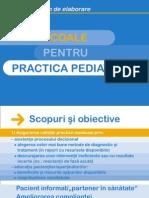 mod de lucru - Protocoale Practica Pediatrica