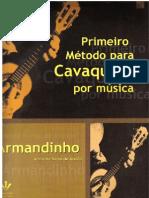 Método Cavaquinho Armandinho