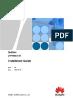 DBS3900 Installation Guide(V100R003C00_04)(PDF)-En