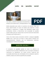 O Surgimento Da Questao Social Brasileira