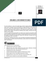 Basics of Share and Debenture