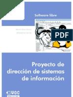 Proyecto de dirección de sistemas de información
