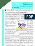 Bulletin Trêve de Dieu novembre 2000