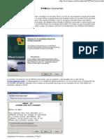 Virtualizar servidores/PC's fisicos a virtuales con VMWare Converter