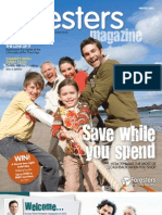 Forester Winter 2013 by Foresters Friendly savings Society