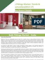 Indian Bath Indian Bath Fittings Market