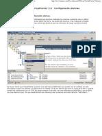VMware VirtualCenter 2.5 - Configurando alarmas