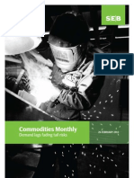 Commodities Monthly