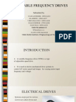 variable frequency drive ppt