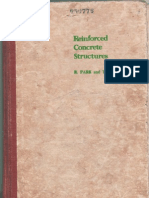 Reinforced Concrete Structures - R. Park & T. Paulay - 1975