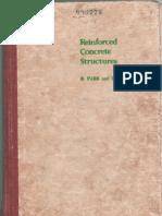 Reinforced Concrete Structures - R. Park & T. Paulay - 1975