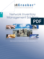 Network inventory management Systems